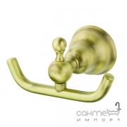 Крючок для полотенца Devit Charlestone 80101428 бронза