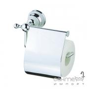 Держатель для туалетной бумаги Devit Charlestone 8036142 хром