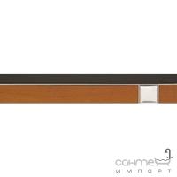 Плитка керамическая фриз Pilch Madera 8 Cerezo 30x5