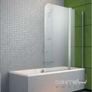 Шторки для ванны Radaway EOS II PND 110 R 206211-01R