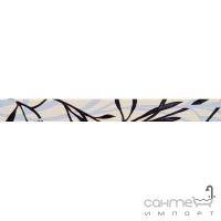Плитка керамическая фриз Elegance Tralcio FLOWER-BL