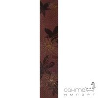 Плитка керамическая фриз Elegance Trasparence brown