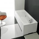 Гидромассажная ванна Devit Optima 17010130L левосторонняя
