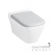Сиденье с крышкой soft-close Keramag myDay 575410