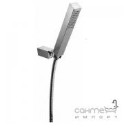 Ручной душ с держателем Bugnatese Accessori 19710 OP матовый